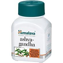Ashwagandha de HIMALAYA HERBALS | All Natural Anti Stress y Anti Ansiety Relief, Ashwagandha cápsulas