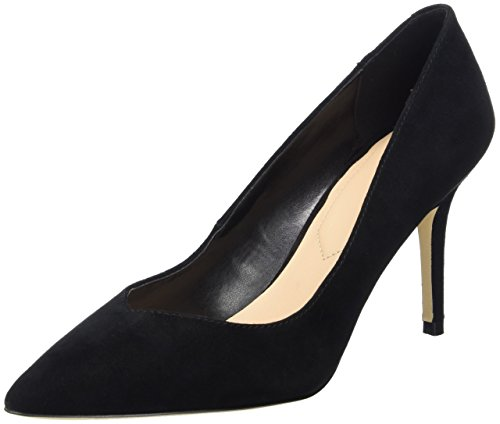 Aldo Women's Jaysee Closed-Toe Pumps, Black (91 Black Suede), 6 UK