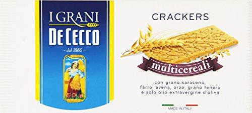 De Cecco Crackers Multicereali - 250 gr