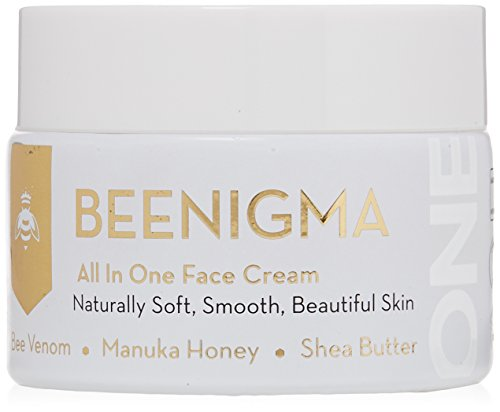 Beenigma All-In-One Anti-Aging Gesichtscreme mit Bienengift and Manuka UMF 20+, 50ml (1.7 fl.oz.)