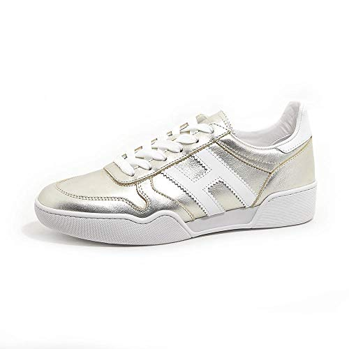 Hogan Scarpe Donna HXW3570AC40I81904X H357 Retro Volley PE19
