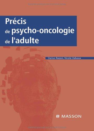 Précis de psycho-oncologie (Ancien prix éditeur : 70,50 euros)