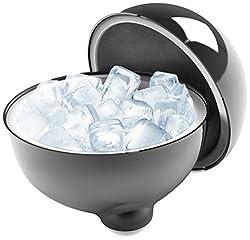 LaBoul IceBoul Ice Buckets, Chrome