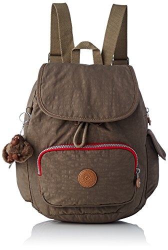 Kipling City Pack S, Sacs à dos femme, Marron (True...
