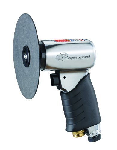 Ingersoll Rand 317G Edge Series High Speed Air Sander, Silver by Ingersoll-Rand -