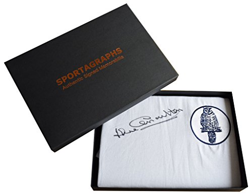 Sportagraphs-Jack-Charlton-SIGNED-Leeds-United-Shirt-Gift-Box-Football-Retro-New-AFTAL-COA-PERFECT-GIFT