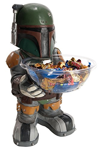 Kostüm Amazon Butler (Rubies 368370 - Boba Fett Candy Bowl)