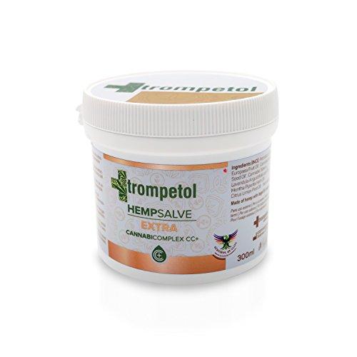 Trompetol Hanfsalbe extra 300 ml