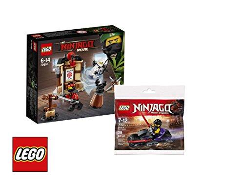 LEGO Ninjago 70606 - Spinjitzu-Training Ninjago 30531 - Sons of Garmadon