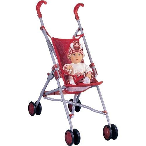 Preisvergleich Produktbild Käthe Kruse - 0179303 - Buggy rot
