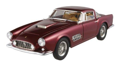 mattel-elite-modellino-auto-ferrari-410-superamerica-1955-scala-118