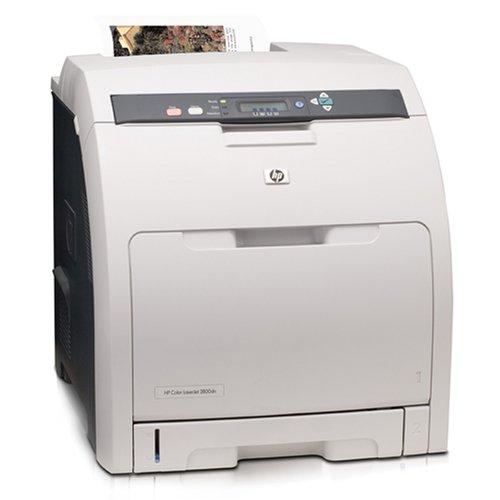 HP Color Laserjet 3800DN-Drucker-Farbe-Duplex-Laser-Legal, A4-600DPI x 600DPI-bis zu 22ppm (Mono)/bis zu 22ppm (Farbe)-Kapazität: 350Blätter-USB, 10/100Base-TX -