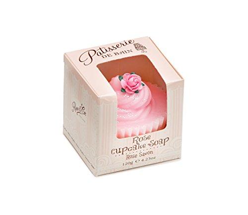 Rose & Co Swirl Savon Rose 120 g