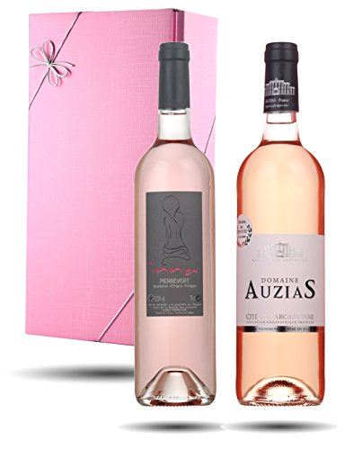 Le Midi Ros�, Southern French Rose's & Pink Gift Box