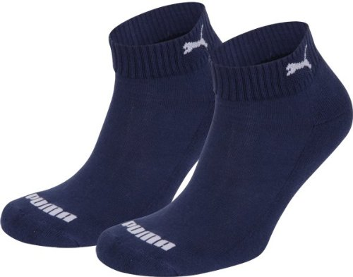 PUMA Men's Athletic Socks Dunkelblau, 35/38
