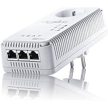 Devolo dLAN 500 AV Wireless+ - Adaptador CPL con Wi-Fi integrada (importado)
