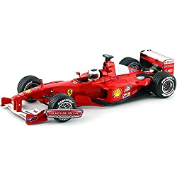 "2000. Ferraro F1-2000 ""#4 Rubens Barrichello"" 1:18 Hot Wheels 26738"