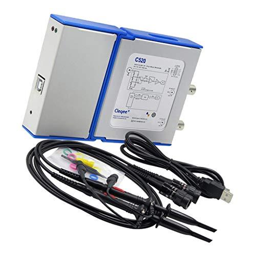 kesoto C520 Handheld Digital Oszilloskop, 2 Kanäle 20 MHz -