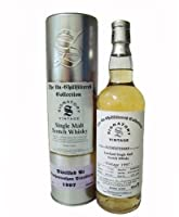 Auchentoshan Signatory The Un-Chillfiltered Collection 1997 15 Year Old Single Malt Scotch Whisky in Barrel 0.7 Litres from Signatory