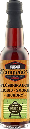 Liquid Smoke Hickory Brand Painmaker 100ml