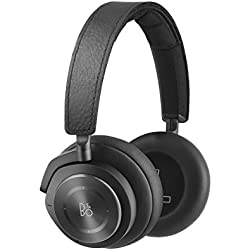 Bang & Olufsen - Casque sans fil Bluetooth avec Annulation Active du Bruit (ANC) Beoplay H9i, Noir