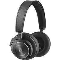 Auriculares circumaurales inalámbricos Bluetooth Beoplay H9i de Bang & Olufsen con cancelación de ruido activa, modo de transparencia y micrófono, Negro