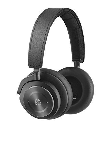 Bang & Olufsen 1645026 Beoplay H9i Wireless Over-Ear Active Noise Cancelling Kopfhörer, schwarz - Deckt Liege
