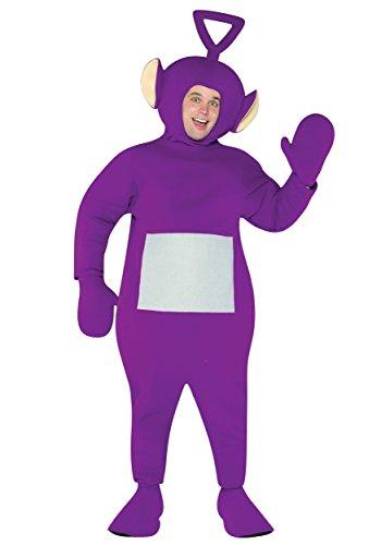 Teletubbies - Tinky Winky Adult (Kostüme Erwachsene Teletubbies Für)
