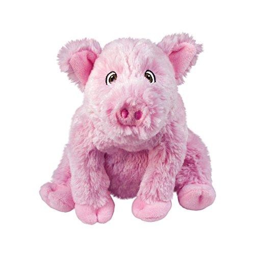 Kong Comodidad Kiddos Pig Perro Juguete, pequeño