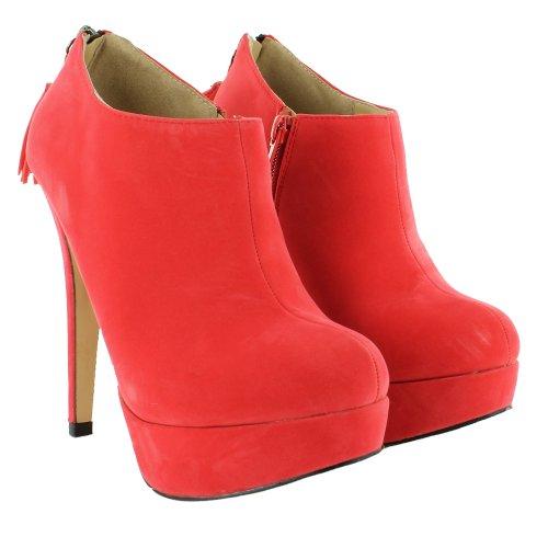 Footwear Sensation ,  Damen Plateau Coral