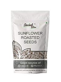 Ancient Bites Roasted Sunflower Seeds | Lightly Salted (180 g)