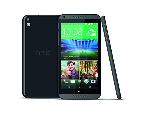 HTC Desire 816 Smartphone 4 g entsperrt 5,5 Zoll Android 8 GB (Htc Handy Entsperrt Android)