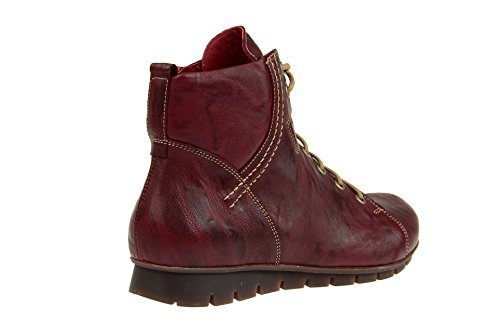 Think! Damen Menscha Boots Rot