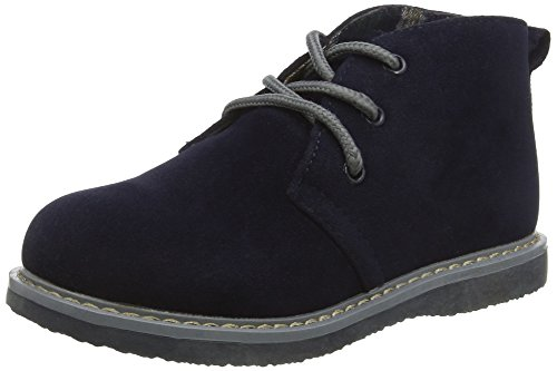 Pumpkin Patch Boys Classic Desert Boot, Bottes garçon Blue (Parisian Night)