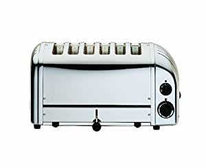 Dualit - 60165_chrom - Grille-pains, 3000 watts, Chrome