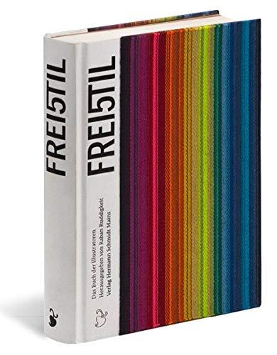 Freistil 5: Das Buch der Illustratoren