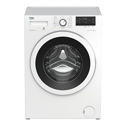 Beko EcoSmart WY85242W A+++ 8Kg 1500 Spin 15 Programmes Washing Machine in White