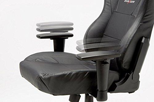 DXRacer Zocker Stuhl W-Serie - 3