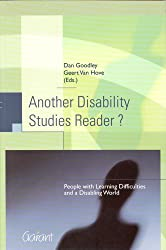 Another Disability Studies Reader?: People With Learning Disabilities & a Disabling World (2005-05-25)