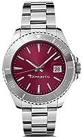 Tamaris B08000230 - Reloj para mujeres, correa de acero inoxidable de Tamaris