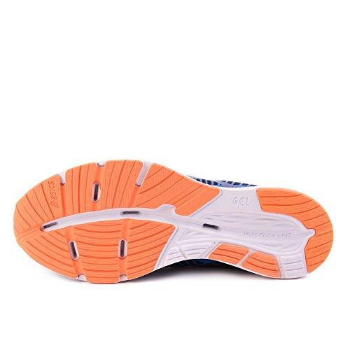 Asics Gel-Hyper Tri 3, Scarpe da Ginnastica Uomo Blu (Directoire Blue/Peacoat/Hot Orange)
