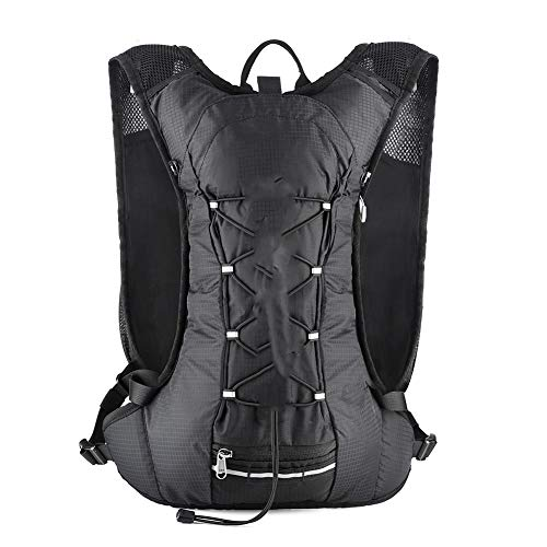 Nancunhuo Riding Backpack-Outdoor Sports Ciclismo Running Riding Borsa idrica Vest Hydration Pack Zaino