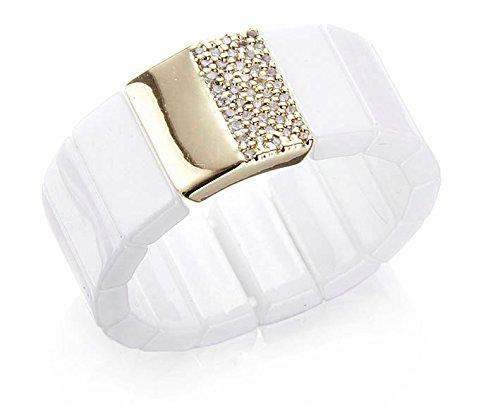 silvity-damen-keramik-ring-zugband-farbe-weiss-gold-503906-20