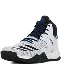 reputable site 34404 ed0c8 adidas D Rose 7 Primeknit, Chaussures de Sport - Basketball Homme