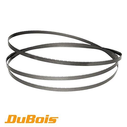 Dubois r13161x Lame de scie à ruban 1425mm x 9.5mm x 6TPI