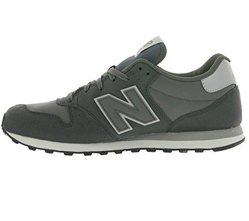 New Balance Herren Gm500 Sneaker Low-Tops, Grau Grau (Dark Grey)