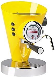 Bugatti Diva Espresso Machine, 1.0 Litre, 950 Watt, 15 Bar