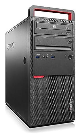 Lenovo ThinkCentre M9003,4GHz i7-6700Mini-Tower schwarz PC Desktop-PC (3,4GHz, Intel Core i7-6xxx, i7-6700, 4GHz, LGA1151, 8MB)