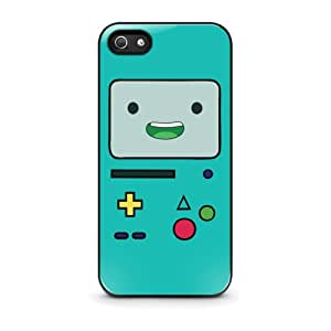 Coque iPhone 5/5S BMO Camera Beemo Adventure Time Finn and Jake- iPhone 5/5s Case