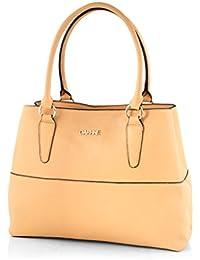 Daphne Women's Handbag (Beige,Xb15-0031)